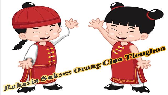 Tips Sukses Ala Orang Cina