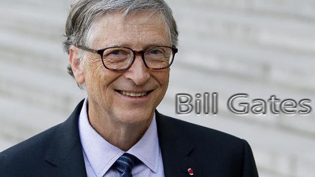 Kunci Rahasia Sukses Bill Gates